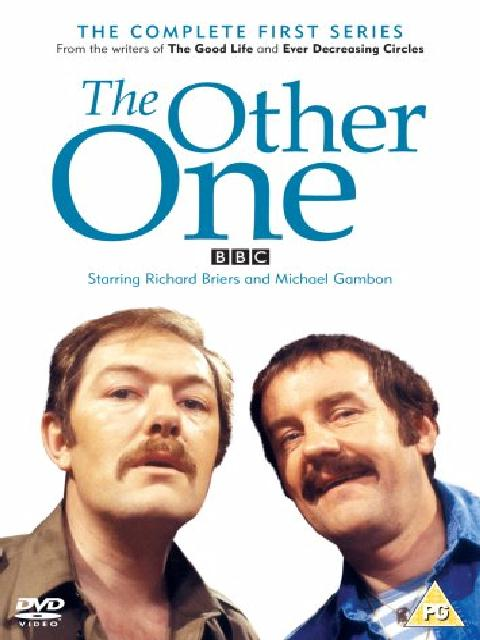 Richard Briers and Michael Gambon in The Other One (1977)