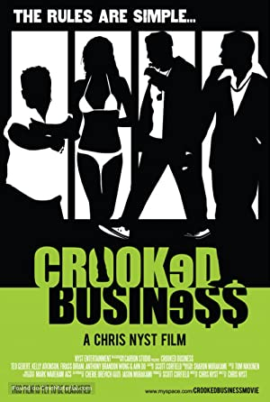 Where to stream Crooked Business