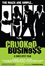 Crooked Business Poster