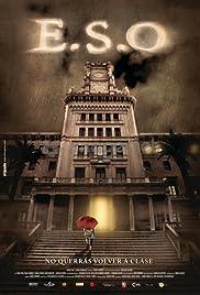 E.S.O. Entitat sobrenatural oculta Poster