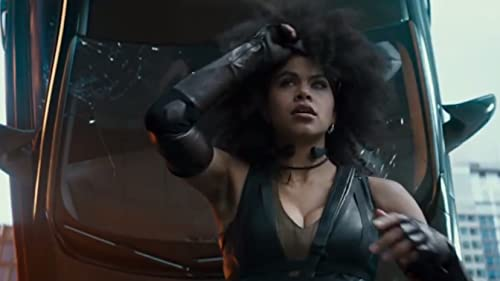 "Zazie Beetz of 'Deadpool 2': ""No Small Parts"" IMDb Exclusive"