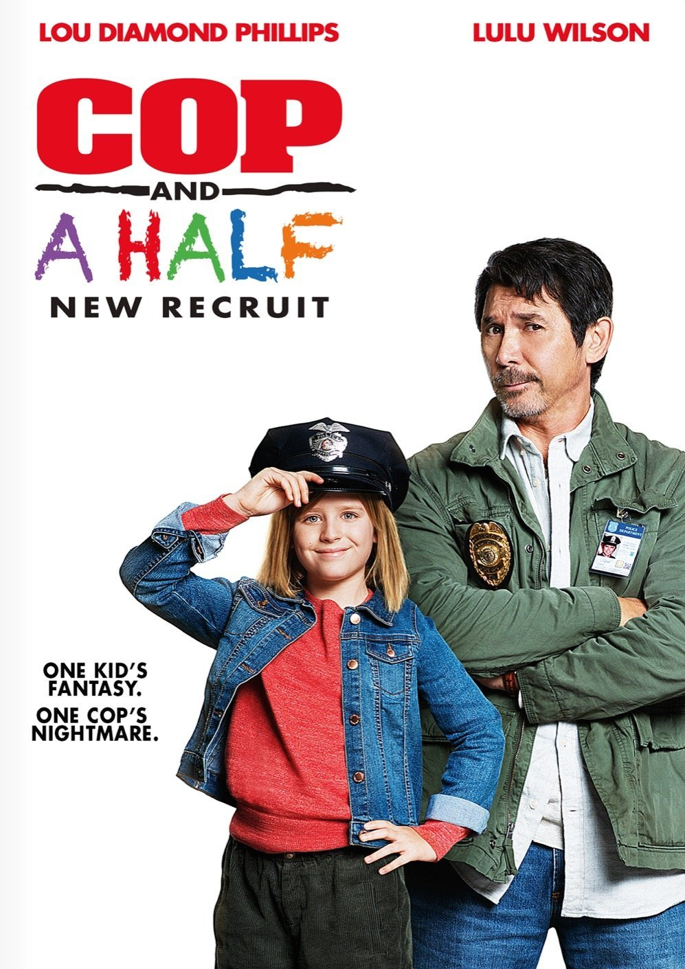 Cop and a Half: New Recruit (2017) WEBRip 720p
