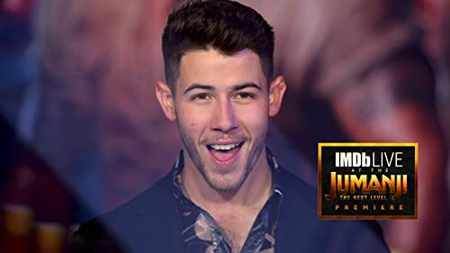 'Jumanji: The Next Level' Caps a Banner 2019 for Nick Jonas