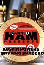 Comedy Central Canned Ham