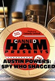 Comedy Central Canned Ham Poster