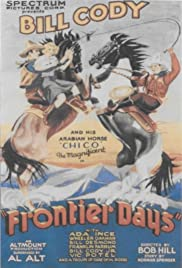 Frontier Days Poster