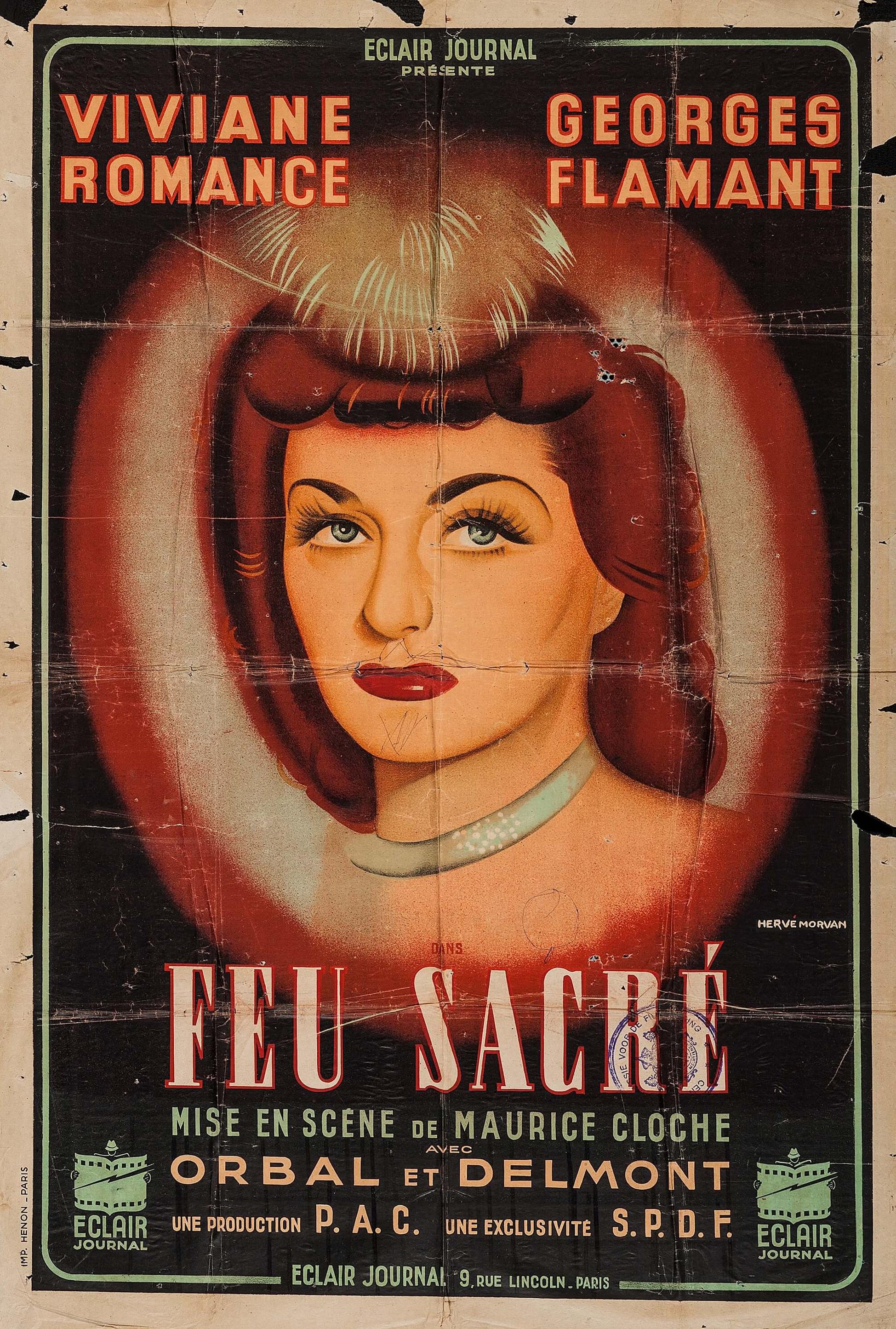 Feu sacré (1942)