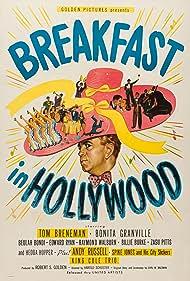 Tom Breneman in Breakfast in Hollywood (1946)
