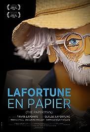 Lafortune en papier - The Paper Man Poster