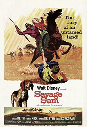 Permalink to Movie Savage Sam (1963)
