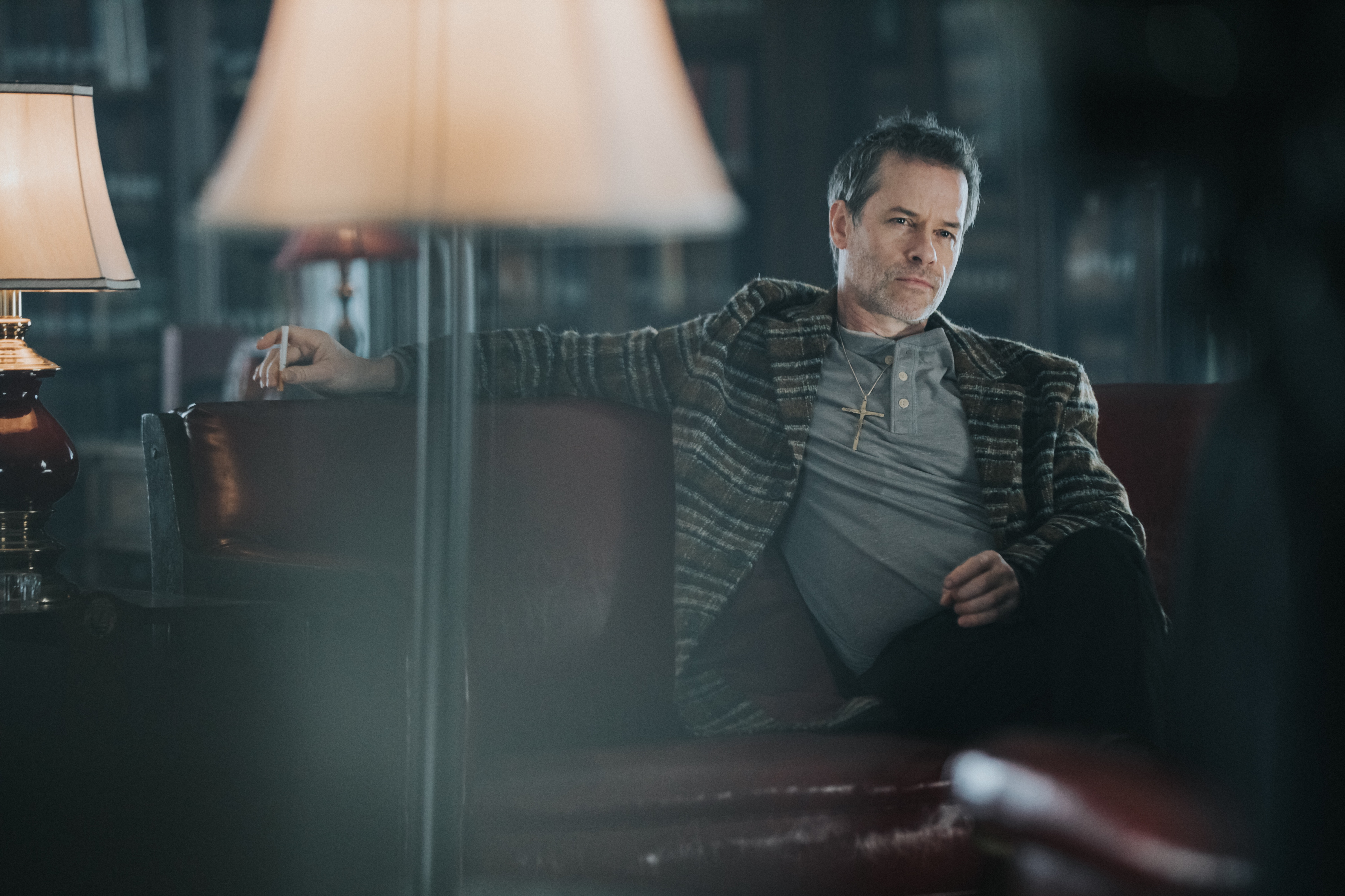 Guy Pearce in The Seventh Day (2021)