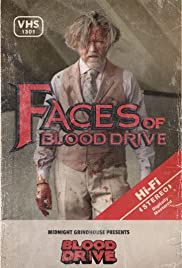 Faces of Blood Drive Poster