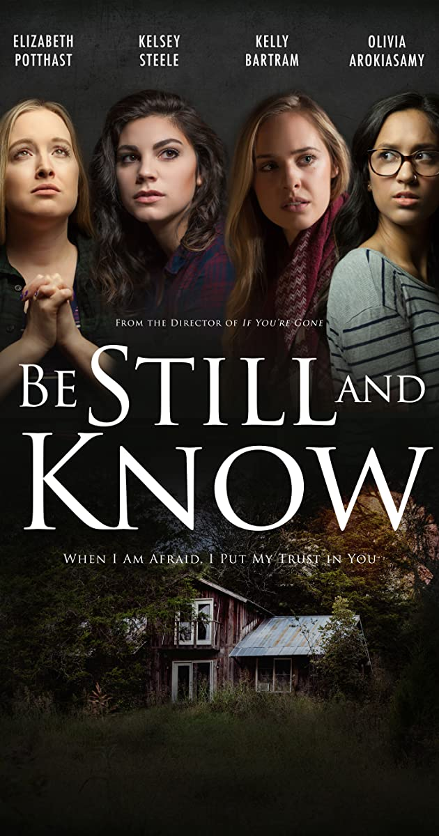 Subtitle of Be Still and Know