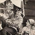 Leonid Kmit and Varvara Myasnikova in Chapaev (1934)