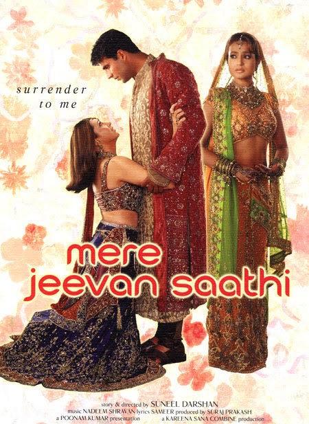 Mere Jeevan Saathi 2006 Hindi Movie 480p AMZN HDRip ESub 391MB Download