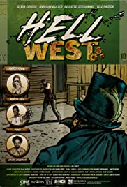 Hell West Poster