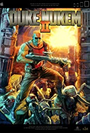 Duke Nukem II(1993) Poster - Movie Forum, Cast, Reviews