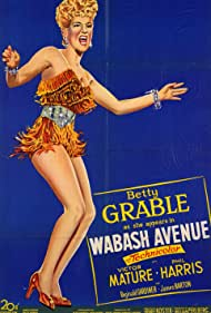 Betty Grable in Wabash Avenue (1950)