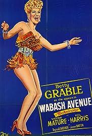Wabash Avenue(1950) Poster - Movie Forum, Cast, Reviews