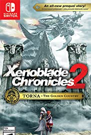Xenoblade Chronicles 2: Torna ~ The Golden Country Poster