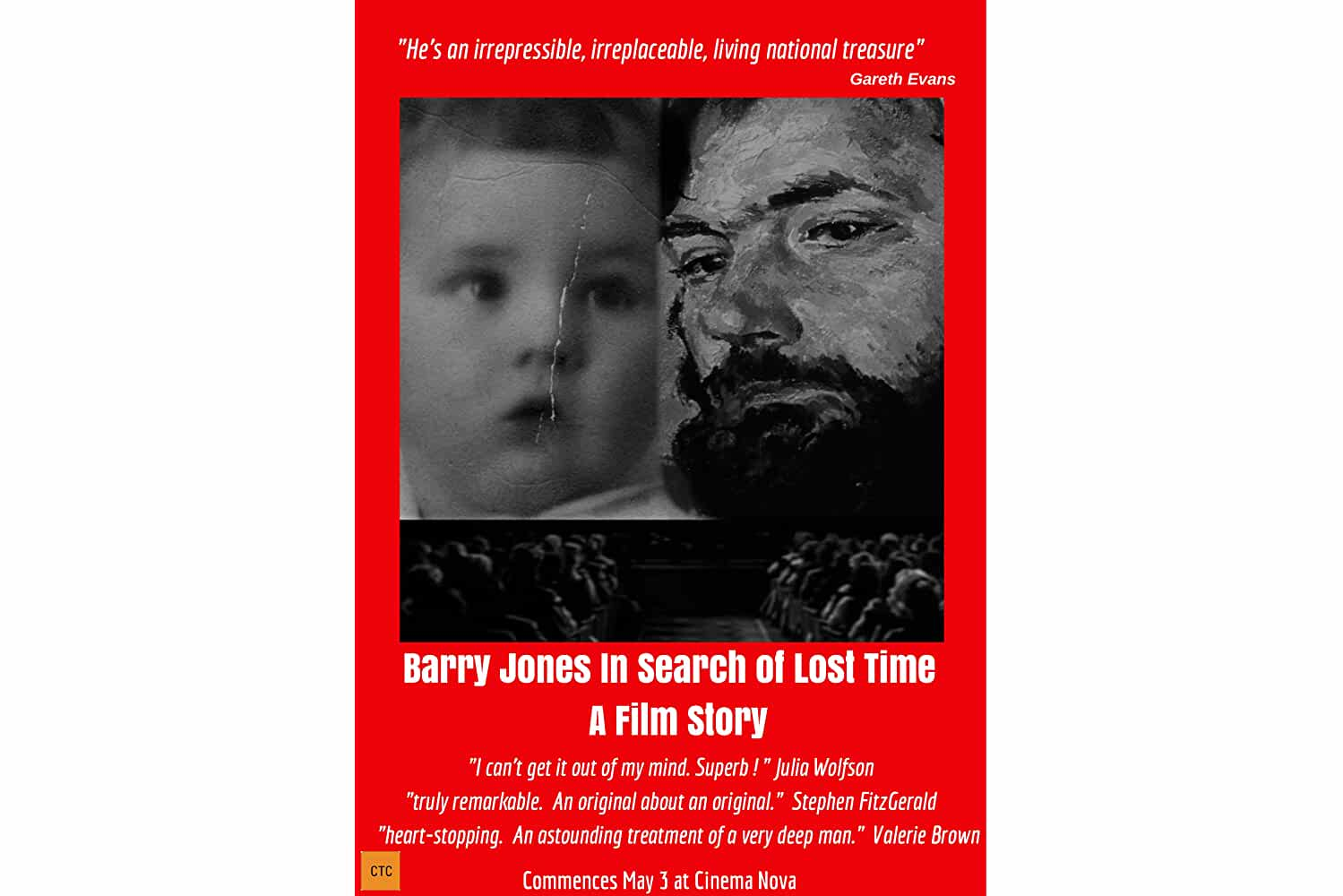 Barry Jones In Search of Lost Time - A Film Story (2018)