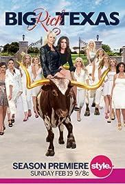 Big Rich Texas Poster