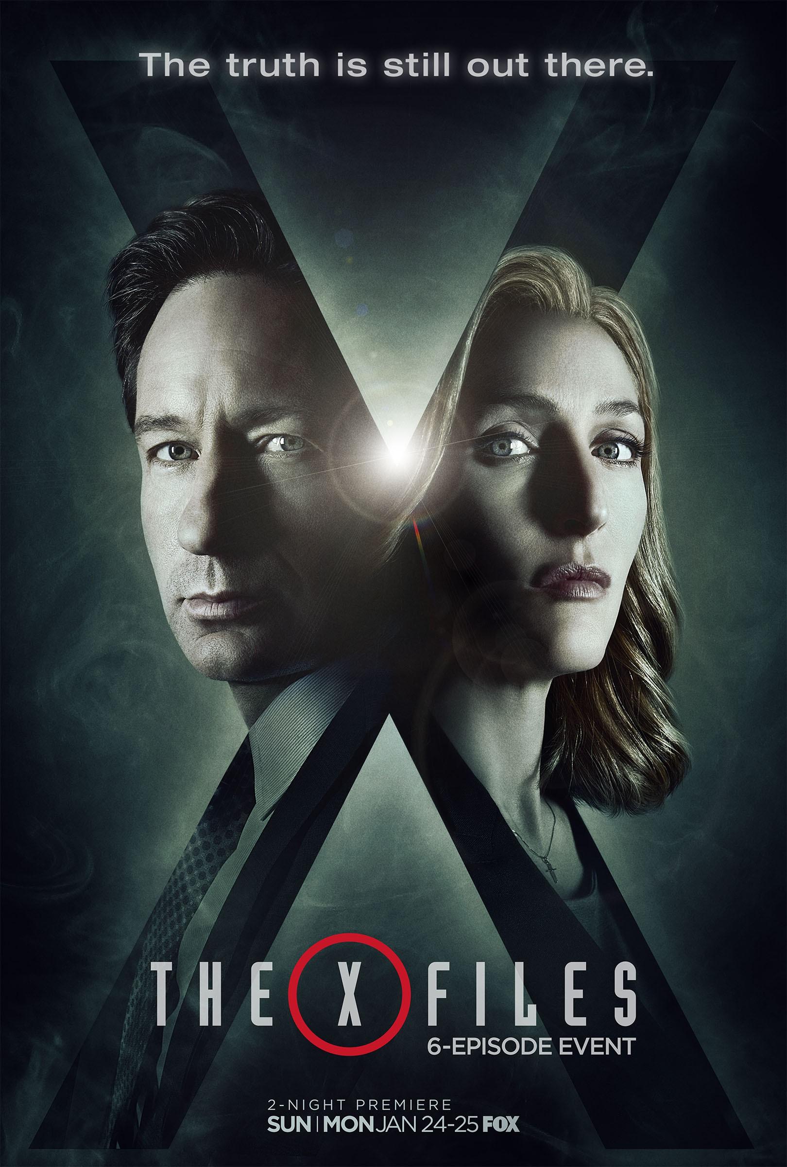 دانلود زیرنویس فارسی سریال The X-Files