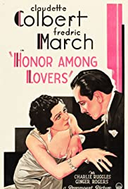 Honor Among Lovers Poster