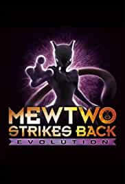 Pokemon Mewtwo Strikes Back Evolution (2019) HDRip Hindi Full Movie Watch Online Free