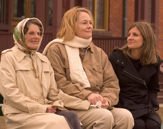 Cybill Shepherd, Jackie Burroughs, and Sabine Singh in Martha Behind Bars (2005)