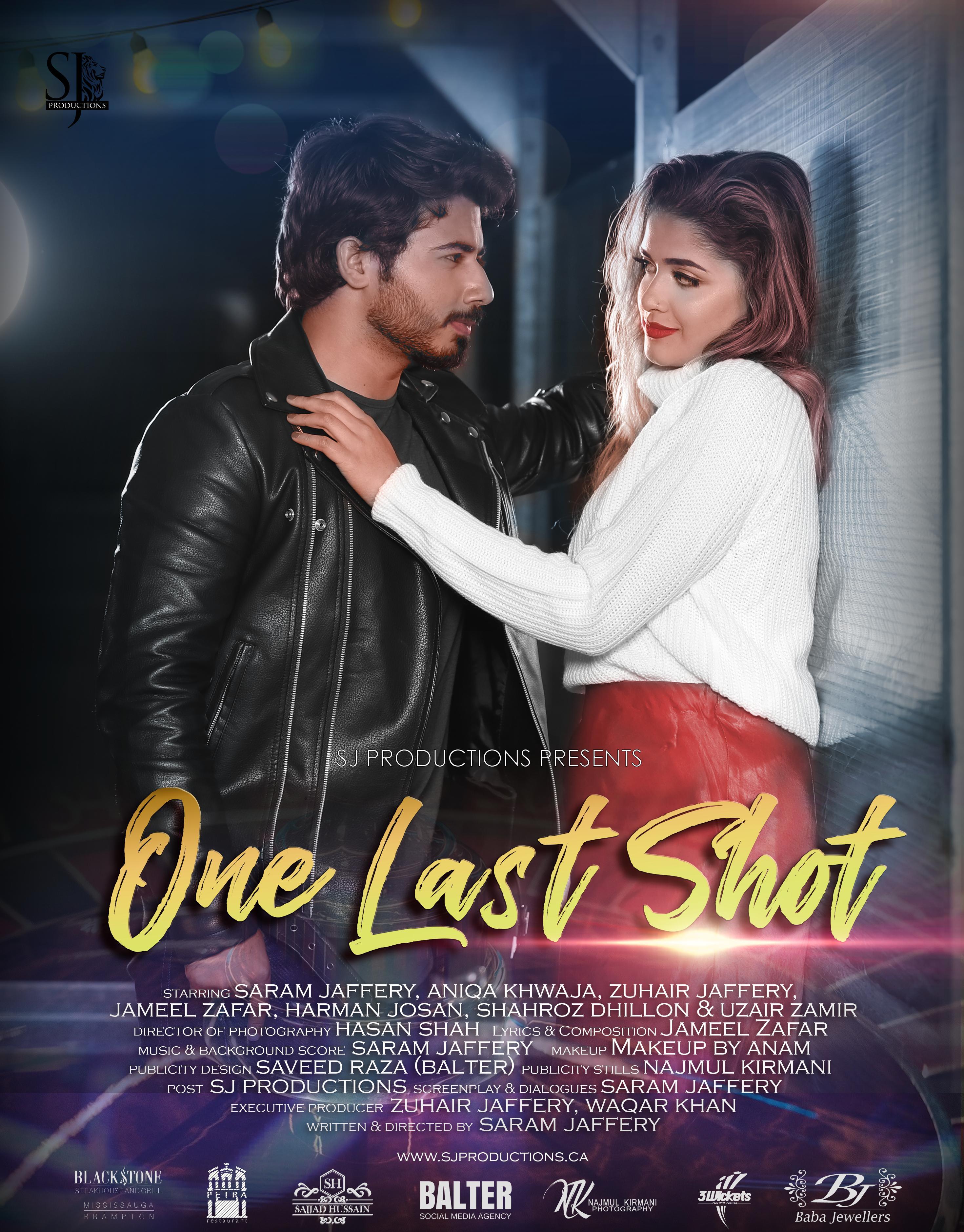 One Last Shot (2020) Urdu 1080p AMZN WEB-DL 700MB ESubs