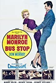Bus Stop (1956) Poster - Movie Forum, Cast, Reviews
