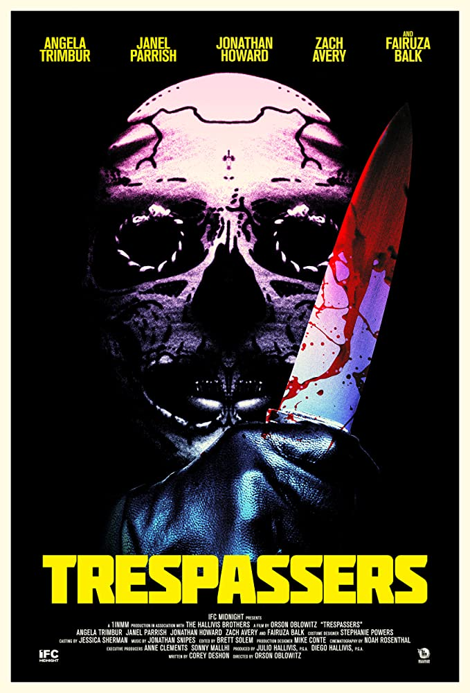 Trespassers (2019) English 720p HDRip 795MB | 300MB Download