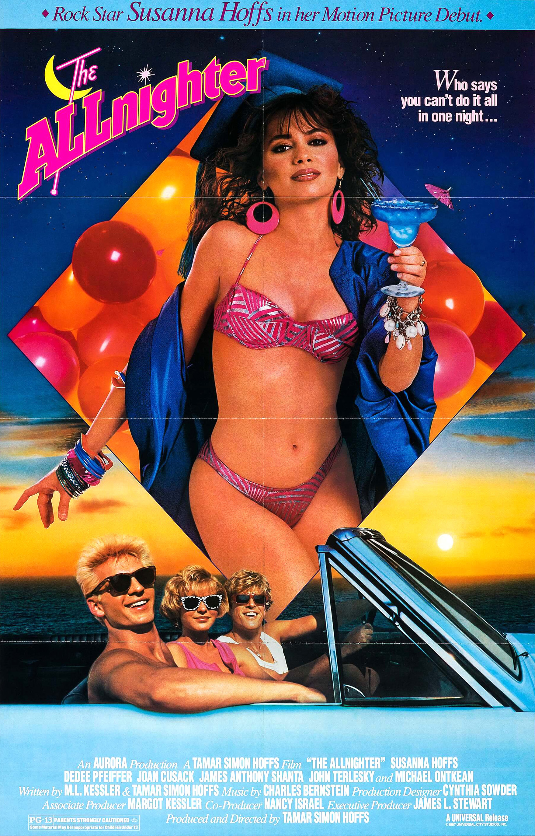84f1ae425185e The Allnighter (1987) - IMDb