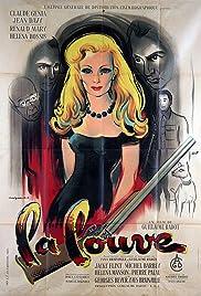 La louve Poster