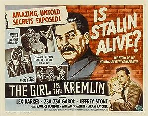 Film-Noir The Girl in the Kremlin Movie