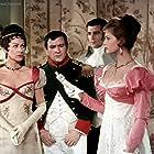 Claudia Cardinale, Martine Carol, and Pierre Mondy in Austerlitz (1960)