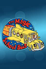 Lily Tomlin, Lisa Jai, Daniel DeSanto, Maia Filar, Erica Luttrell, Tara Meyer, and Stuart Stone in The Magic School Bus (1994)