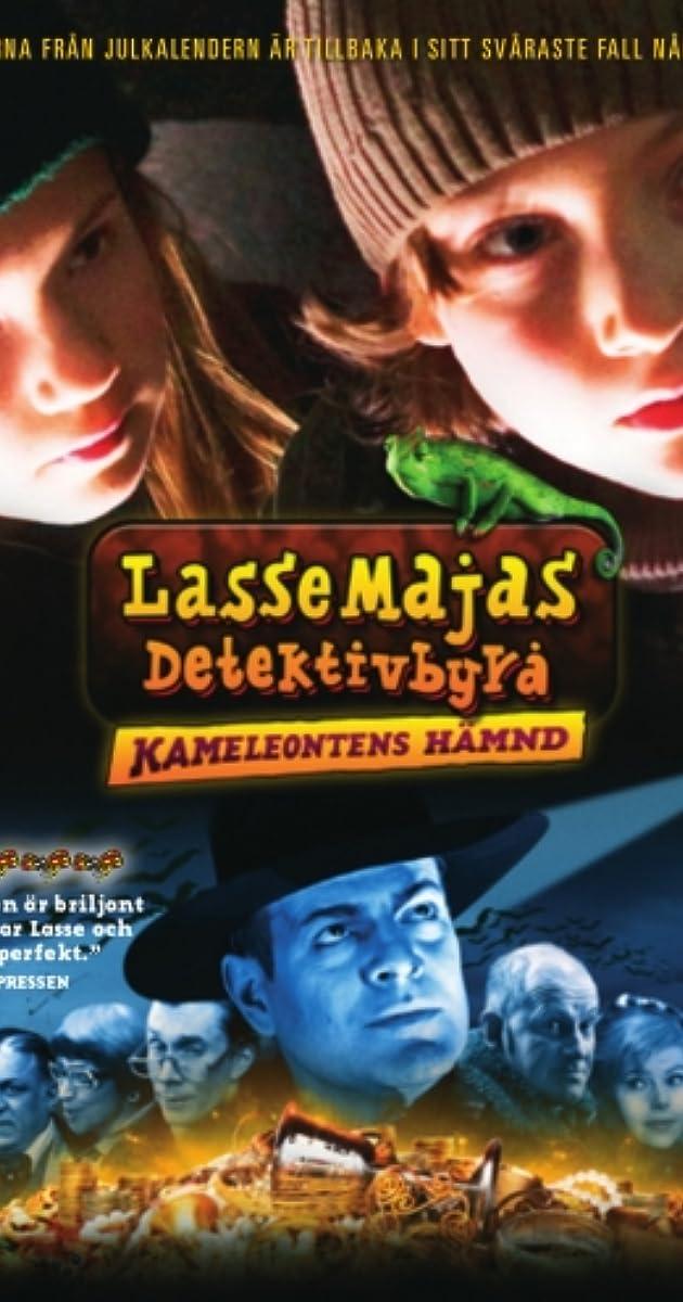 LasseMajas detektivbyrå - Kameleontens hämnd (2008) - Full