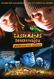 LasseMajas detektivbyrå - Kameleontens hämnd Poster