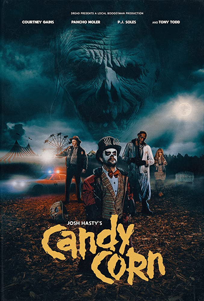 Candy Corn 2019 English Full WEB-DL 300MB Download