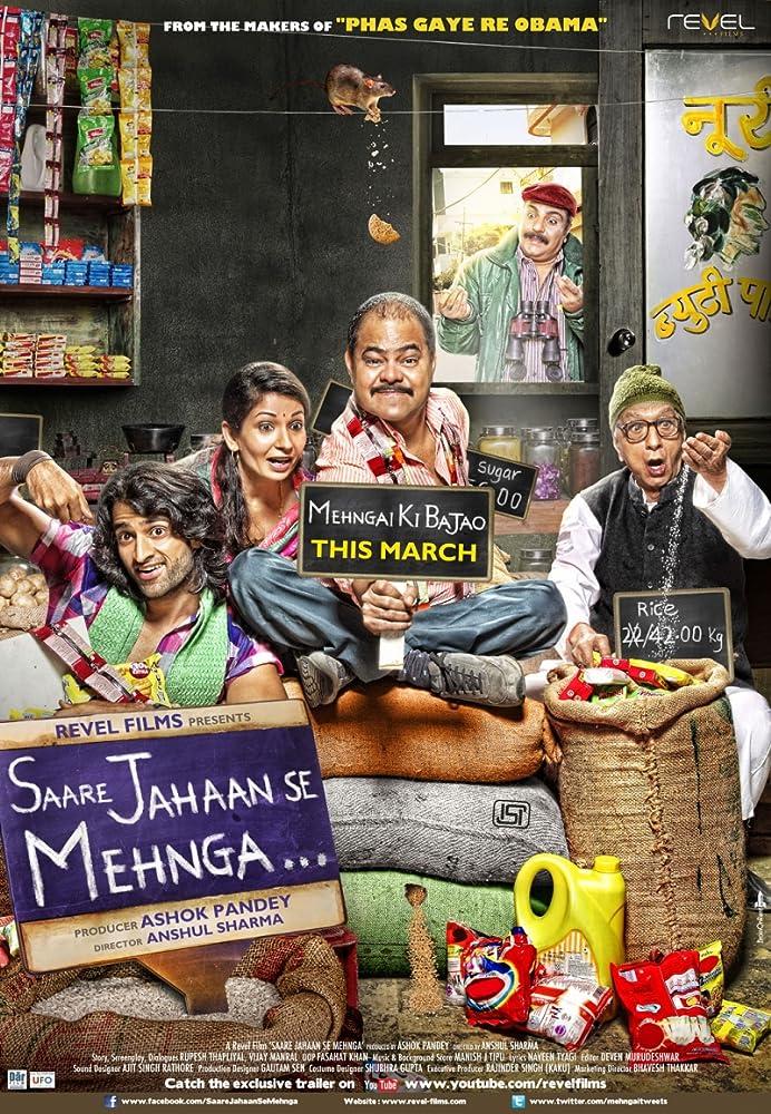 Saare Jahaan Se Mehnga (2013) Hindi