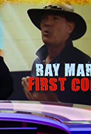 Ray Martin's First Contact Poster