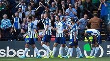 Watford v. Brighton y Hove Albion