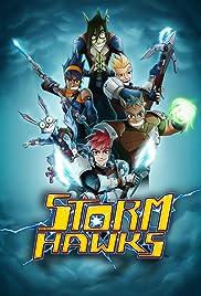 Storm Hawks Poster