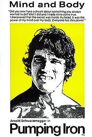 Arnold Schwarzenegger in Pumping Iron (1977)