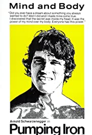 Pumping Iron(1977) Poster - Movie Forum, Cast, Reviews