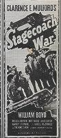 Stagecoach War (1940) Poster