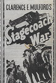 Stagecoach War Poster