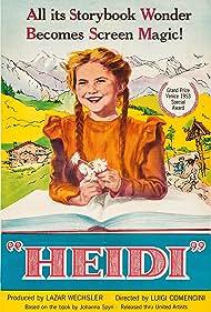 Elsbeth Sigmund in Heidi (1952)